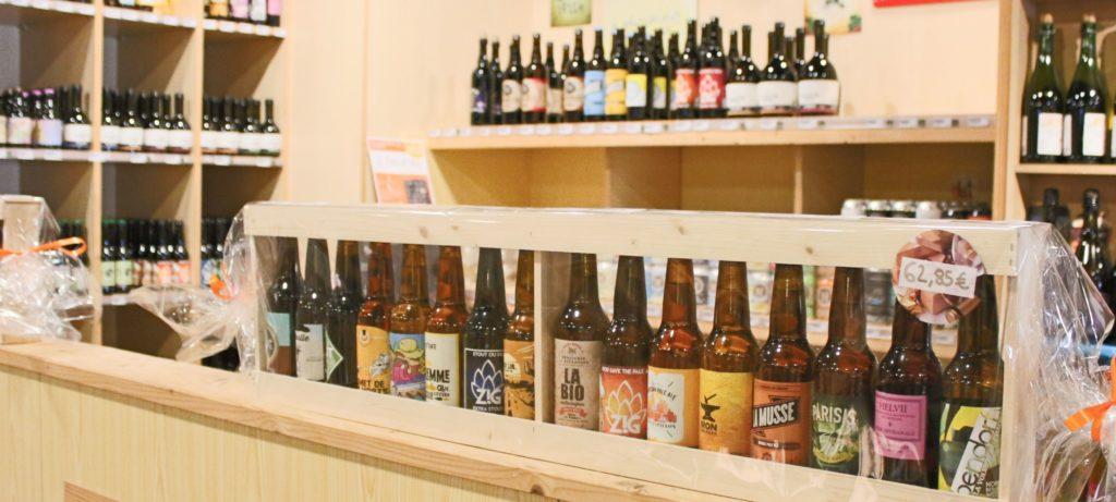 assortiments bières