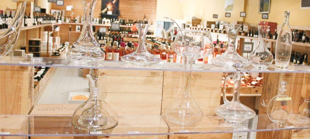 Accessoire à vin en Vendée
