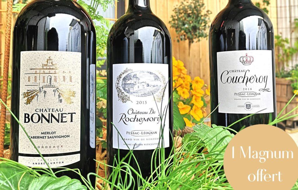 Magnum vins Vendée