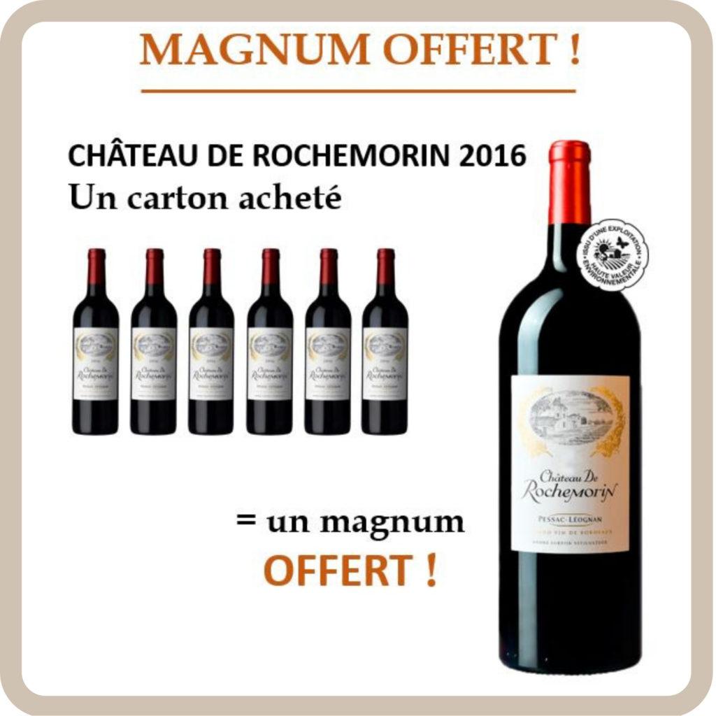 Magnum vin rouge en Pays de la Loire